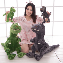 New Hot Cute Cartoon Dinosaur Plush Toy Lovely Dragon Soft Stuffed Animals Doll Kids Toy Best Gift For Children Good Quality