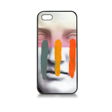 Silicone case Popular tpu soft black case For case  5s  Composition On Panel Cool Mask