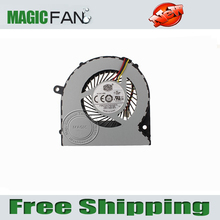100% Genuine New Laptop CPU Fan For Toshiba C40  Cooler Master FB07007M05SFA-001 DC5V 0.45A
