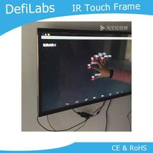 "DefiLabs 10 points 70"" Infrared Touch Screen frame, 16:9 format(China)"