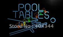 LB009- Pool Tables Room LED Neon Light Sign(China)