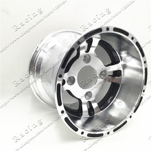 "ATV 10inch Rear Wheel Aluminum Alloy Rims 10""x 8 Quad Chinese Off-Road 4 wheel Motorcycle Motocross"