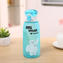 Children Water Bottle Leakproof Tritan Material My Sports Drinkware Kids hiking Portable Climbing Camp Bottles 500ml H10161(China)