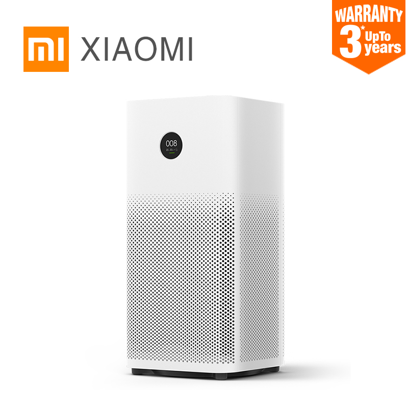 Xiaomi Mi Air Purifier 2S sterilizer addition to Formaldehyde air wash cleaning Intelligent Household Hepa Filter Smart APP WIFI(China)