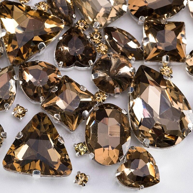 Crystal Sew On Rhinestone (3)