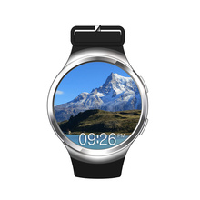 2017 smart electronics Smart watch phone X3 Android 4.4 MTK6572 Support 3G GPS wifi Heart Rate Pedometer Bluetooth smartWatch(China)