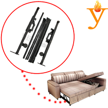 High Quality and Flexible Metal Furniture Hinge For The Folding Sofa Bed D13