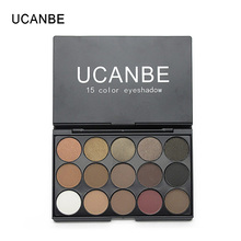 Ucanbe Full 78 Color 15 Color Makeup Matte Pigment Eyeshadow Palette Shimmer Nude Eye Shadow Smoky Eyes Glitter Shadow Cosmetics