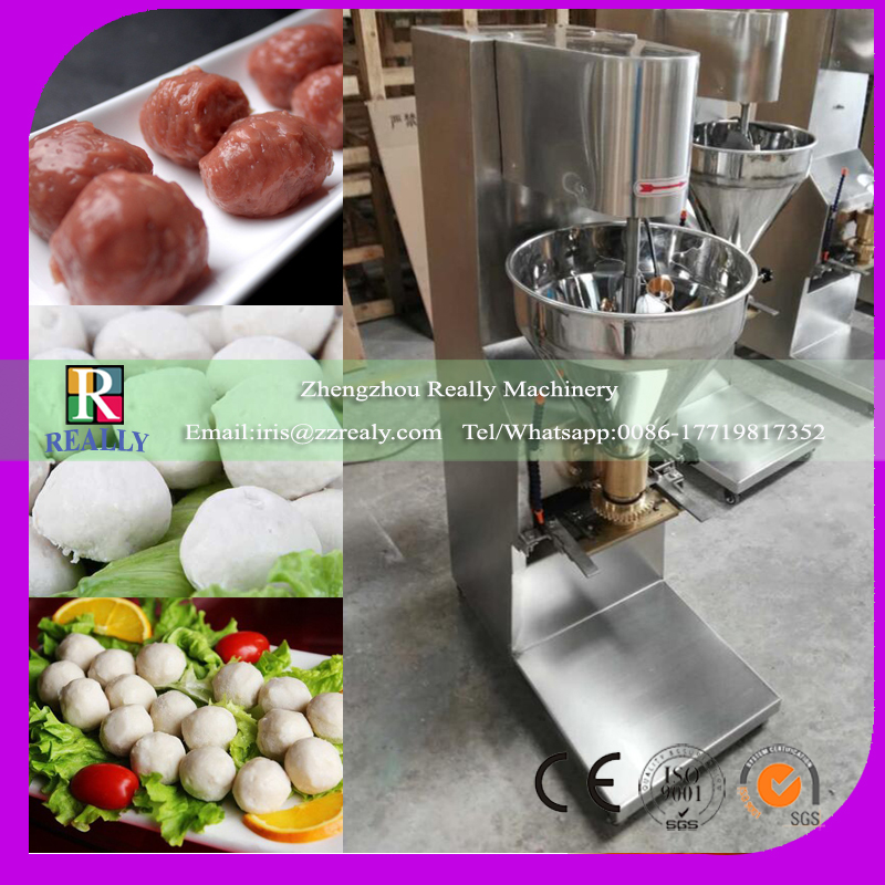 Popular meat ball machine/meat ball production lines/automatic meat processing line with good price(China (Mainland))