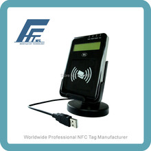NFC Contactless Readers ACR1222L VisualVantage USB NFC Reader with LCD