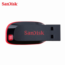100% Original Sandisk CZ50 8GB 16GB 32GB 64GB USB Flash Drive Encryption Mini USB Memory Stick USB Pen Drives free shipping