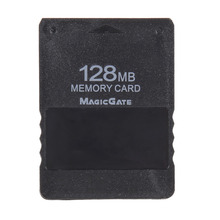 Wholesale Top Quality 128MB 128M Memory Card Game Save Saver Data Stick Module For Sony PS2 for Playstation 2