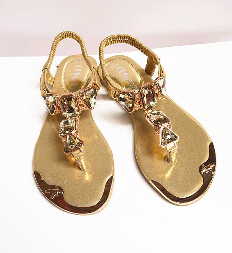Shoes women Sandals 2017 hot fashion Rhinestone Sandals women shoes<br><br>Aliexpress