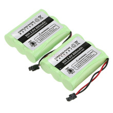 1 packs a set! 3.6V 800mAh NI-CD Phone Battery for Panasonic KX-A36 P-P501 for Uniden BT-905