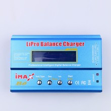 80W iMAX B6 Lipro NiMh Li-ion Ni-Cd RC Battery Balance Digital Charger Discharger For Walkera x350 pro RC Helicopter Quadcopter