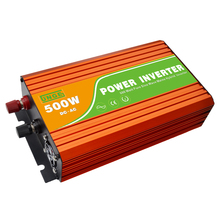 pure sine wave inverter 500w dc 12v 24v input 110v 220v 240v output surge power 1kw ups inverter battery first or mains first
