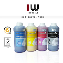 Low odor Eco solvent ink for epson dx4/dx5/dx7 printer head(China)