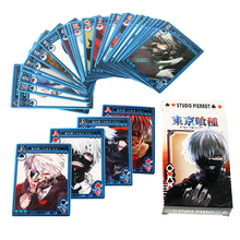 Tokyo Ghoul Party Game Favor/Gift Poker Size Card Tokyo Ghoul Anime Game Collection Card Kids/Adult Family Table Game YOUNG JUMP