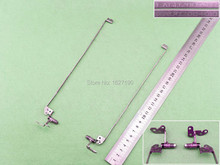 New Laptop Hinges for SONY VGN-CS Series PN: FAGD2004010 FAGD2007010  Repair Notebook Left+Right LCD Screen Hinges