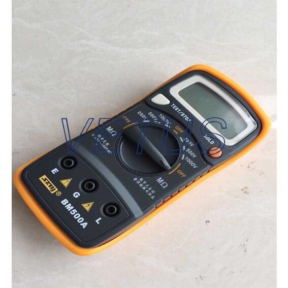 BM500A 1000V insulation resistance meter of high precision<br><br>Aliexpress