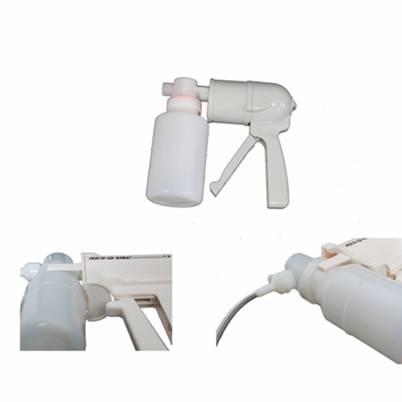 Medical Handwork Negative Pressure Sputum Aspirator Negative Pressure Sucking Device 300ML Suction Apparatus for Baby or Adult