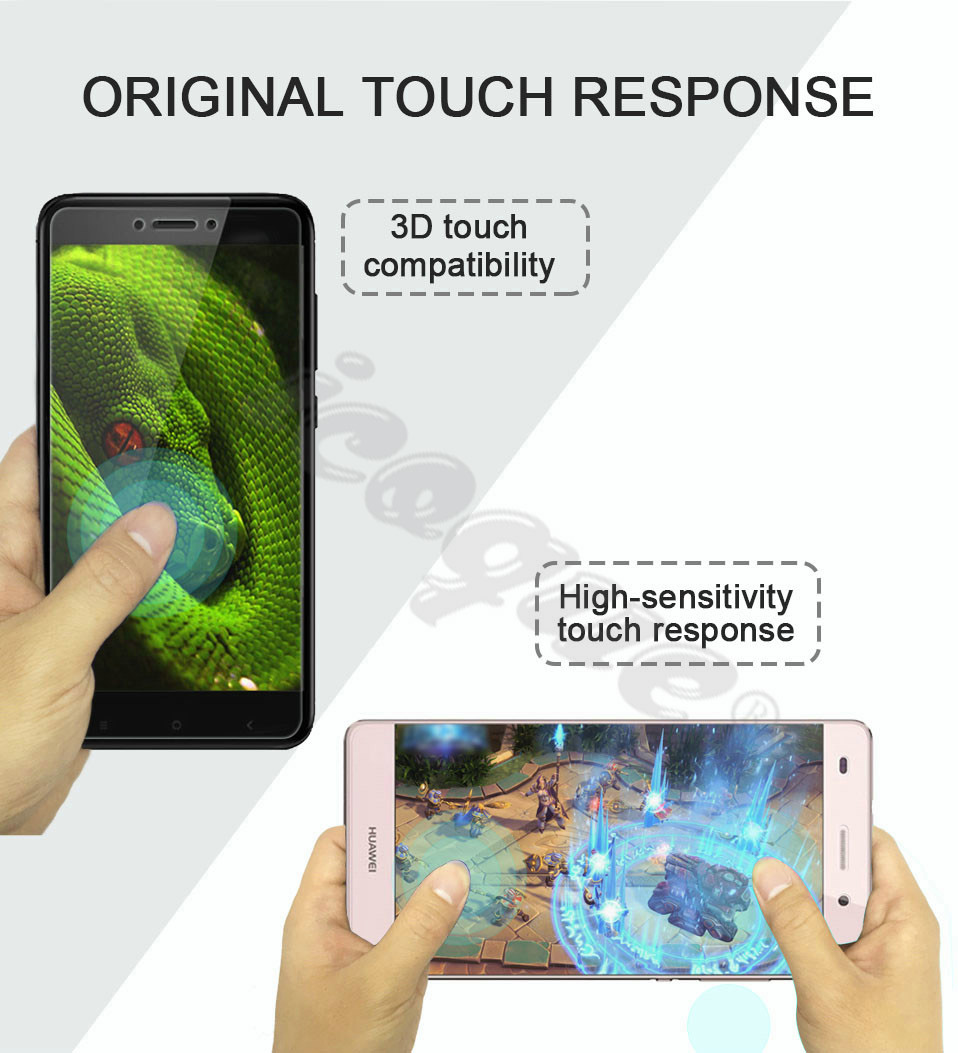 Icoque 9H 2.5D Tempered Glass for LG K10 2017 Glass Display M250 Phone Protective Film for LG K10 2017 Screen Protector Glasses (7)