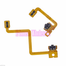 1Pair Left Right L/R Button Switch Repair Ribbon Flex Cable Replacement For Nintendo for 3DS