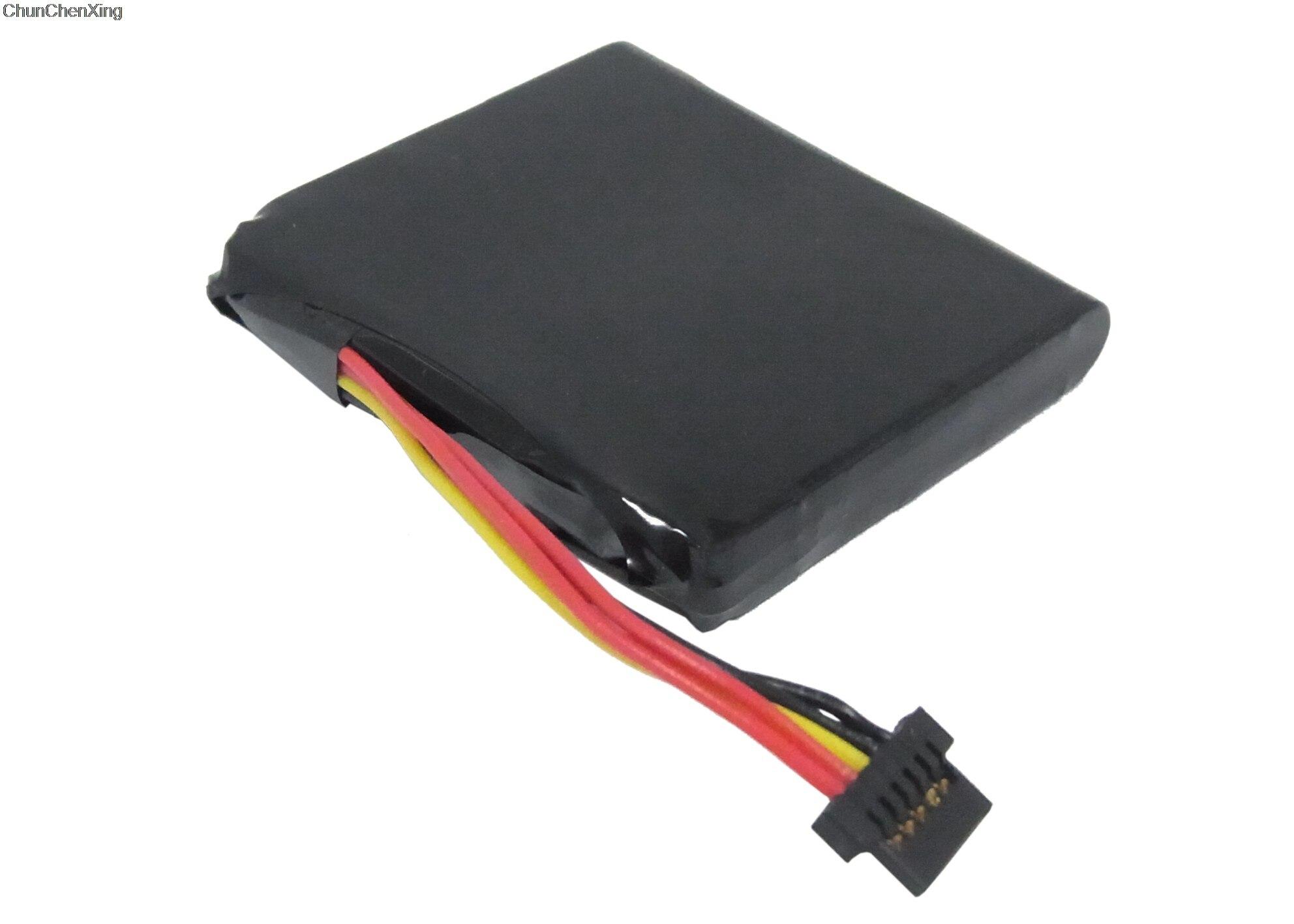 Batería para TomTom tipo vf1c 3,7v 1000mah//3 7wh Li-ion negro