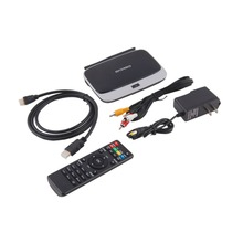 EU/US Plug CS918 Andriod 4.4 Smart TV Box Quad Core 2GB RAM 16GB ROM Built in Bluetooth 3G WIFI Android TV Box Newest