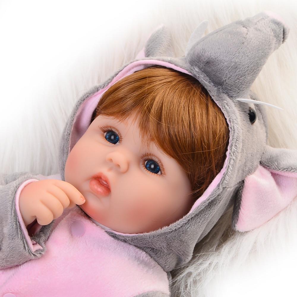 Cosplay-Elephant-Reborn-baby-Dolls-DIY-Toys-16-inch-Realistic-Silicone-Babies-Doll-Touch-Soft-Cartoon (4)