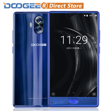 "Original DOOGEE MIX Lite 4G Mobile Phone Android 7.0 2GB+16GB Quad Core Smartphone Dual 13MP Back Camera 5.2"" 720P HD Cell Phone(China)"