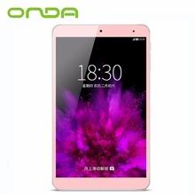 Original Onda V80 SE Android 5.1 Tablet PC Allwinner A64 1920x1080 8.0 inch IPS Screen 2GB RAM 32GB ROM Dual Cameras Phablet