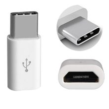 USB 3,1 Тип-C мужчина к Micro USB Женский USB-C Кабель-адаптер Тип C конвертер для Macbook для Nokia N1, Chromebook, Nexus 5x, 6p ADT778(China)