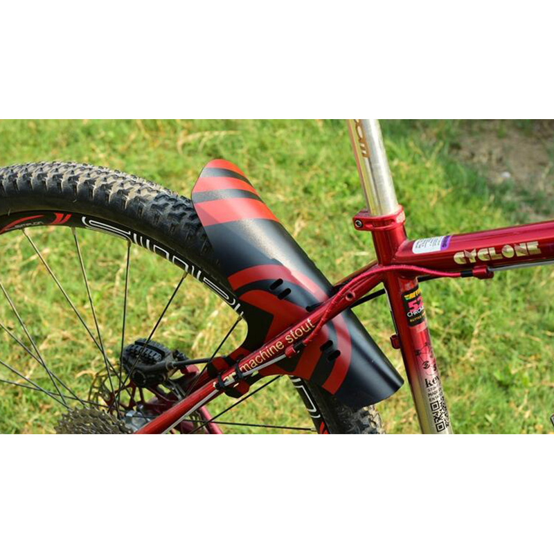 1Set Bicycle Lightest MTB Bike Mud Guards Tire Tyre Mudguard For Bike Fenders