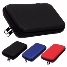 1PCS Luxury 3DS XL Game Protective Pouch Case Hard Travel Carry Bag For Nintendo(China)
