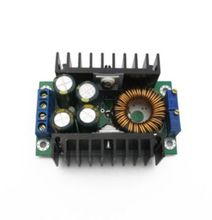 DC CC 9A 300W Step Down Buck Converter 5-40V To 1.2-35V Power module