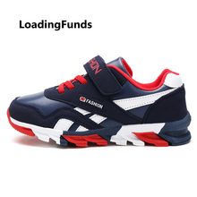 LoadingFunds Children Shoes Kids Sneakers Sports Outdoor Blade Boys Gril Running Shoes School Climbing On foot Camping Cycling(China)