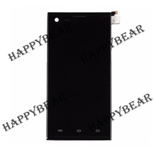 Original LCD Display Screen+ Touch Screen with frame shell housing case Assembly Replacement For THL T100