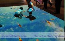 Supply DEFI interactive floor/wall system with $185/set including 130 different effects,good for the wall