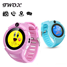 VM50 GPS smart baby watch pedometer for ios android phone with Camera smart watch for kids safe smart electronic watch pk Q50(China)