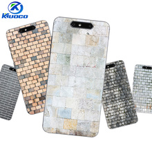 DIY Phone Case For ZTE Axon 7 Mini A2017 Shell For ZTE Nubia Z11 MAX Cover For ZTE Z9 MAX Soft TPU Bricks Printing Coque