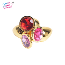Buy Sweet Dream 4x9cm L Golden Crystal Jewelry Stainless Steel Anal Plug Adult Butt Plug Sex Toys Women Sex Products BLM-210