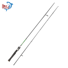 RoseWood UL Spinning Fishing Rod 1.8m Lure Weight 2-7g Line Weight 1-5LB Ultra Light Carbon Fiber Rod Power 1-3kg Fishing Pole