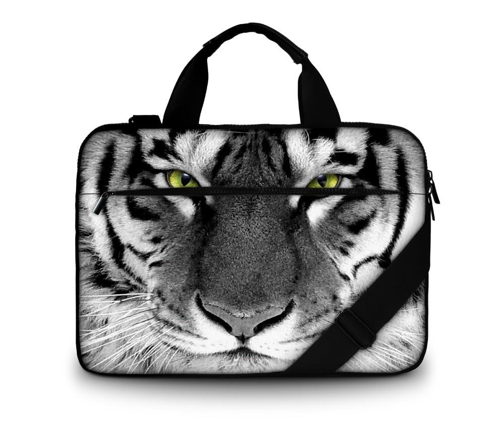 Tiger 17 Laptop Shoulde Bag Canvas Bag Tote Fit for Macbook Pro 17.3 Inch for Lenovo Dell Acer HP for ASUS<br><br>Aliexpress