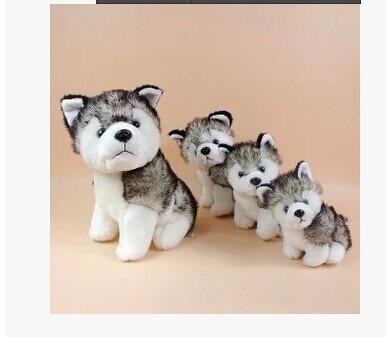 Stuffed animal 18 cm husky plush toy cute doll gift w2375<br><br>Aliexpress