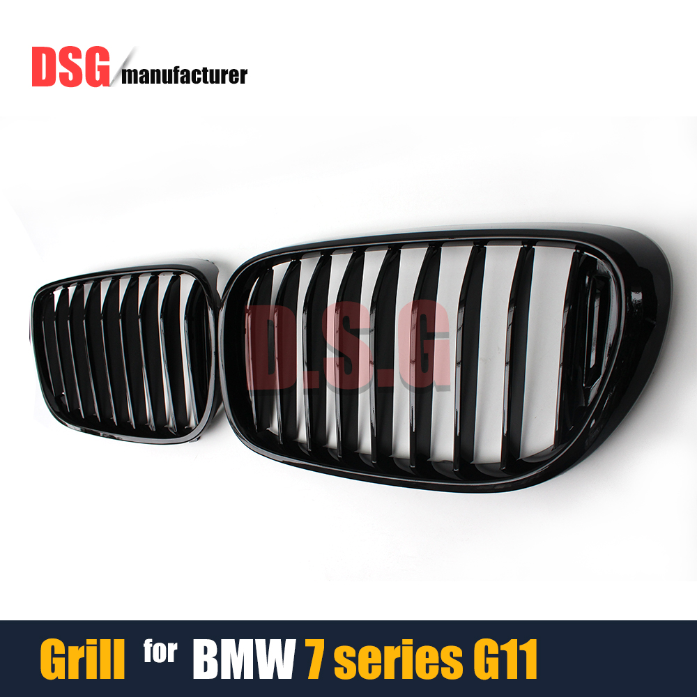G11 G12 Front Bumper Grills For BMW 7 Series Saloon 740i 750i<br><br>Aliexpress