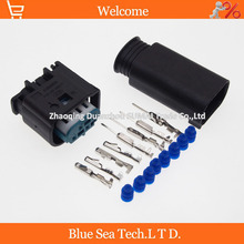 Sample,2 sets 4Pin Auto Ride height/oxygen sensor plug,Car EGOS/EGS Electrical plug for Porsche,Audi,VW,BMW etc.