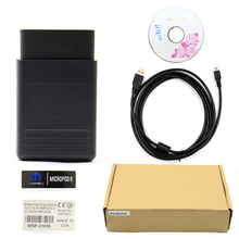 V17.04.24 WITECH MicroPod 2 Diagnostic Tool For C-hrysler D-odge J-eep Multi-Languages MicroPod2 free shipping
