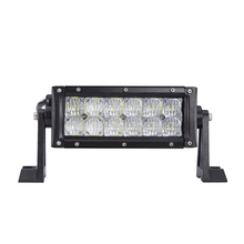 New 7 Inch 5D 60W Cree Chip LED Work Light Bar 6000LM Offroad Driving Lamp LED Flood Spot Beam Car SUV ATV 4x4 4WD Fog Lights