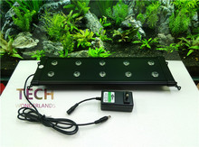 Aquarium marine/saltwater lid LED lighting fish tank aquatic plants lamp OEYSSEA EVO18 55cm Super bright 100-240V freshwater